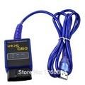 Envío Gratis Mini Elm327 Usb/Mini Elm 327 Obd Scan/ELM327/VGATE OBD SCAN PC Interface USB/apoyar a Todos obd2 OBD-II