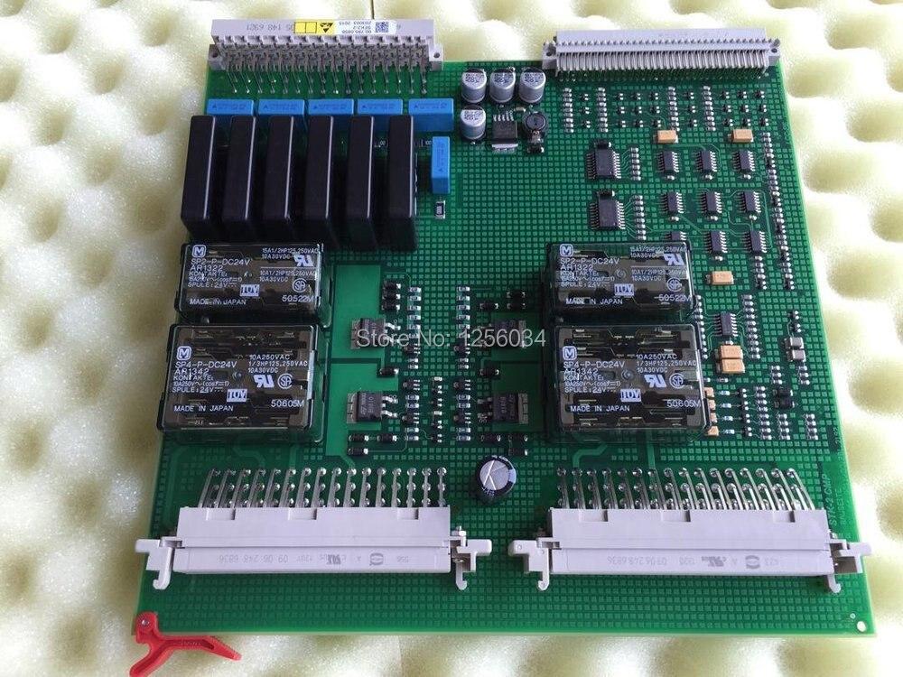 2 piece free shipping offset printing machine heidelberg spare parts STK-1 board 91.144.8011, STK-2 CARD 00781.2197