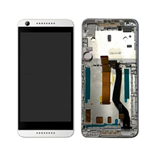 For HTC desire 626 Touch Screen Digitizer Panel Sensor Glass + LCD Display Monitor Screen Assembly + Frame Housing Bezel