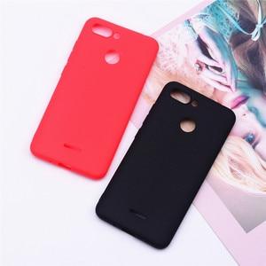 Image 3 - Coque en silicone souple pour xiaomi redmi 6 coque TPU coques de téléphone arrière pour xiaomi redmi 6 redmi 6 coques pour xiaomi redmi 6 Fundas