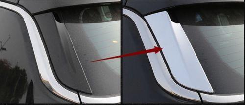 Yp Couvercle de Coffre de Voiture en Acier Inoxydable pour Honda Vezel 2014-2015