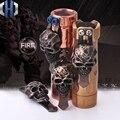 Универсальный фонарик с зажимом для задней панели  стальной зажим для талии  металлический фонарик  внешний карманный зажим для EDC  K зажим д...