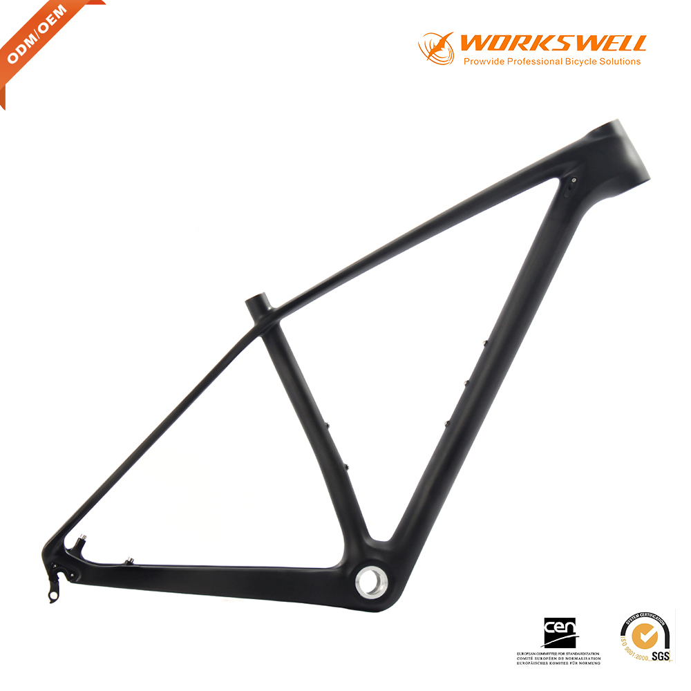 workswell top 2016 t800 carbon mtb frame 29er chinese full carbon mountain bike frame 155