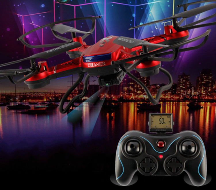 DFD F181  RC Quadcopter with HD Camera 6-Axis Gyro One Key Return Remote Control Helicopter CF Mode RTF UFO Drone Distance 300m  yizhan tarantula x6 quadcopter 6 ch 2 4ghz lcd remote control rc quadcopter ufo with 6 axis gyro led light rtf rc helicopter