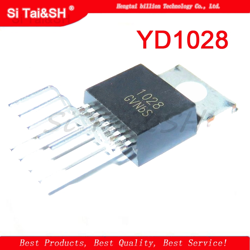 1PCS YD1028 <font><b>1028</b></font> Audio Amplifier <font><b>IC</b></font> TO-220-9 image