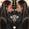 """7a Unprocessed Virgin Russian Hair Straight 4pcs Lot 100% Remy Human Hair Weaves Virgin Russian Straight Hair 8-28"""" Natural"""