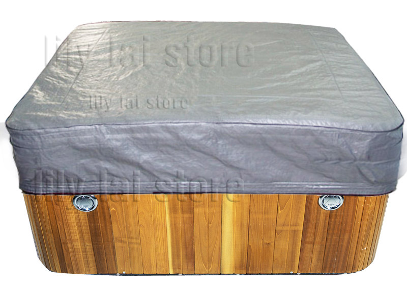 fits all sundance,jacuzzi,hotspring calspa hot tub cover guard/& cap from 6-13f