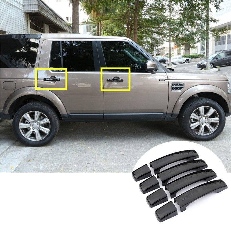 √For Land Rover ᗔ LR4 LR4 Discovery 4 ₪ Black Black Car