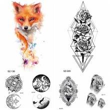 Popular Temporary Lion Tattoos Buy Cheap Temporary Lion Tattoos Lots