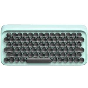 Image 5 - Youpin LOFREE Dot Bluetooth Mechanische Tastatur System breiten Einsatz Grün Achse 79 Schlüssel Tastatur einstellbare helligkeit Für Smart Home