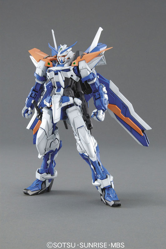 DaBan Model Gundam 1/100 MG Blue heresy changed blue confused robot action figure plastic model kits kids toys