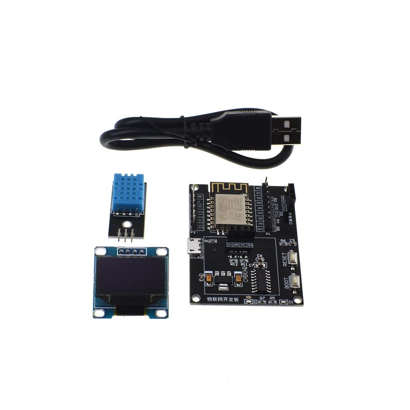 Image 5 - ESP8266 development board sdk programming video wifi module small system board-in Replacement Parts & Accessories from Consumer Electronics