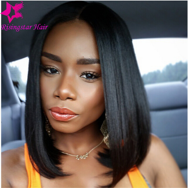 women Full black wigs lace for