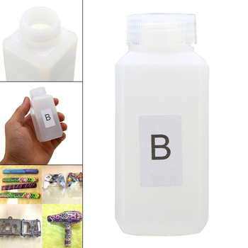 1 Bottle 50ml Activator B Dip Water-transfer Printing Film Activator For Water-transfer Printing Film фото