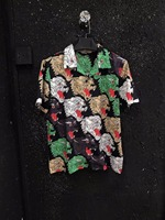 WRD06273BA Fashion Men Shirts 2018 Luxury Brands European Designer Casual Men Clothing