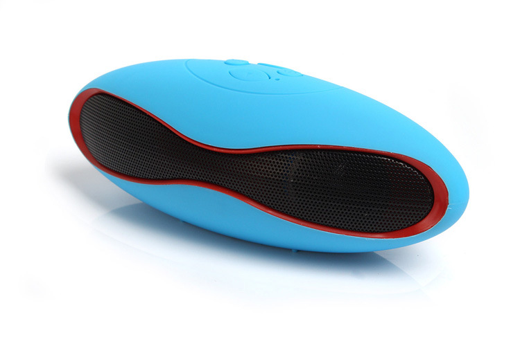 BDF X6 Mini Wireless Bluetooth Speaker With Built in MIC Audio ReceiverAnd Handsfree Call Support