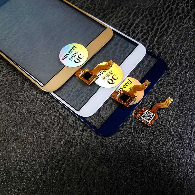 FOCUSR. LCD شاشة تعمل باللمس الاستشعار محول الأرقام زجاج لوحة استبدال لهواوي الشرف 9 لايت