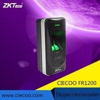 RS485 Fingerprint Card Reader Biometric Card Reader FR1200 Access Control With ID Card