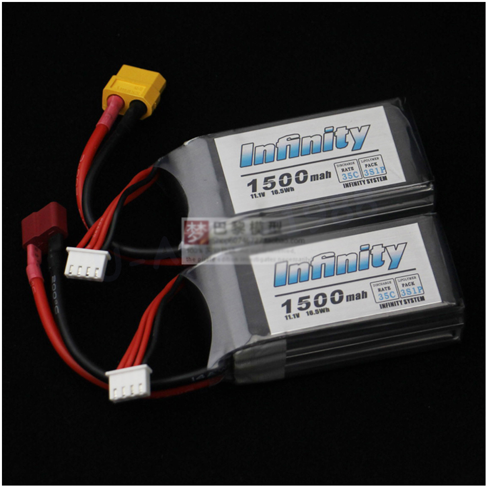 1pc Flower Power Lithium LiPo font b Battery b font 11 1V 1500Mah 3S 35c For