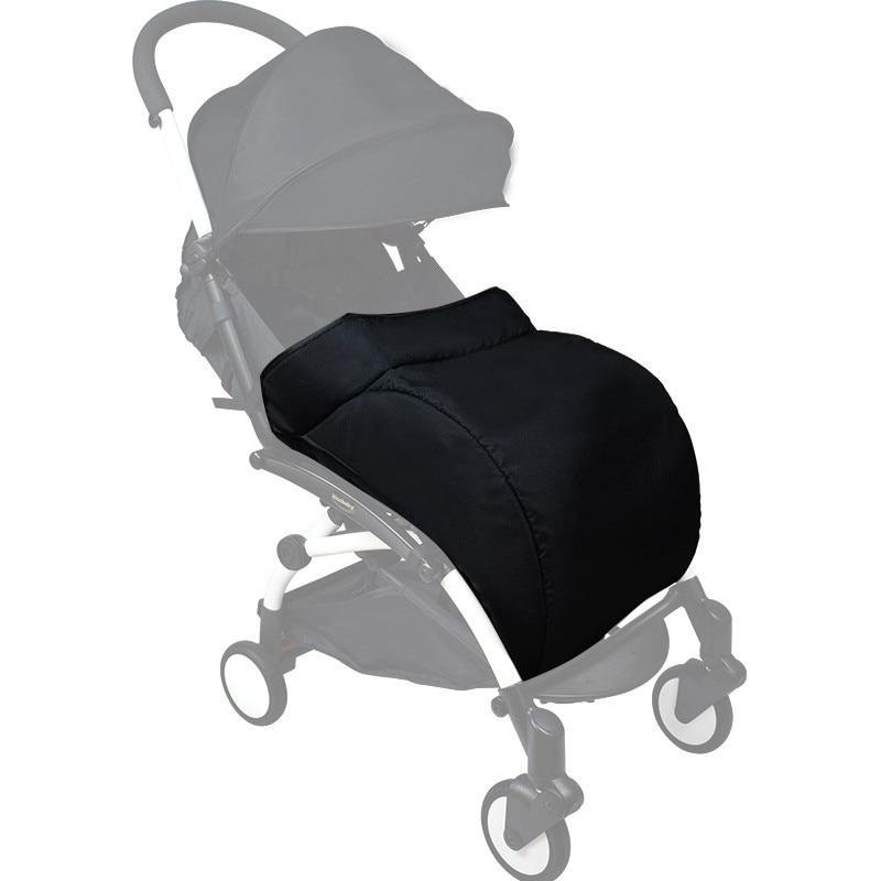 Acessórios de carrinho Footmuff para Yoya Babyzen Yoyo Carrinho De Bebê Carrinhos de Bebê Infantil Pé Covers BabyThrone Muff Saco Caso Meias Almofada