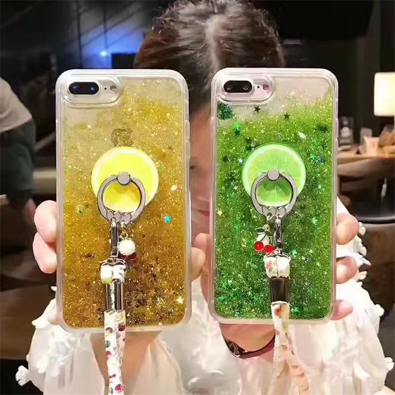 DHL 100pcs/lot Fruit Universal Hand Rope 360 Rotating Ring Phone holder finger Stander for iPhone Samsung Xiaomi stand holder