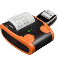 Pocket Mini printer Wireless Mobile Bluetooth 58mm portable Thermal Printer