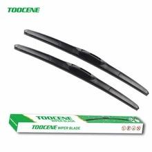 Windshield Wiper Blade For Chevrolet LACETTI  2005-2010,Size19″+22″,Natural rubber Car Accessories
