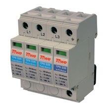 Трехфазный протектор перенапряжения Тап ap d20 3p + n 3 1 режим