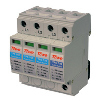 TOWE AP D20 3P N Three Phase Over Voltage Protector 3 1 Protect Mode With NPE