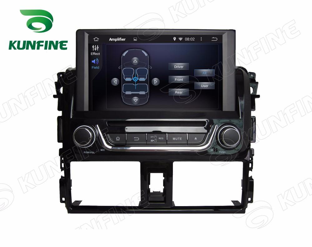 Car dvd GPS Navigation player for yaris 2014 C