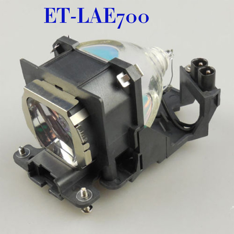 Free Shipping Brand New Replacement  projector lamp with hosuing  ET-LAE700 For PANASONIC AE700/AE700E/AE700u/AE800E Projector