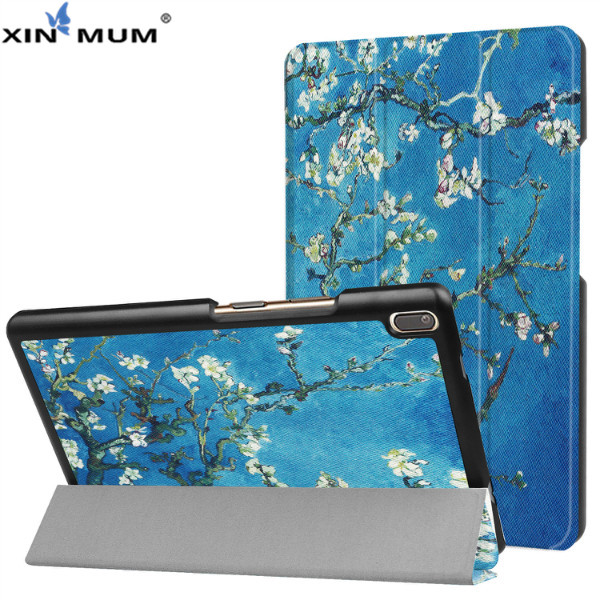 XIN-MUM For Lenovo Xiaoxin small 8.0 TB-8804F 8 inch print style filp stand case for Xiaoxin small 8.0 TB-8804F Case
