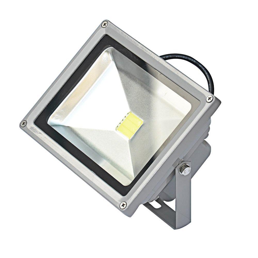 10W 20W LED Flood Lights Waterproof IP65 AC85-265V Refletor Spotlight for Outdoor Street Garden Lighting Floodlight