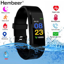 Bluetooth Fitness Bracelet Blood Pressure Heart Rate Monitor Fitness Tracker Smart Band Sport Watch Wristband pk mi band 4 m3 m2 itormis smart band wristband fitness bracelet with fitness tracker heart rate pedometer blood pressure pk id115 miband mi band 2