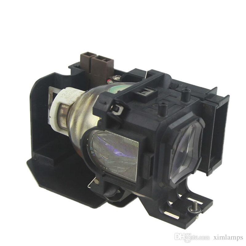 Для NEC VT490 VT491 VT580 VT590 VT595 VT695 VT495 Canon lv-7250 lv-7260 ximlamps VT85LP Замена лампы проектора с Корпус