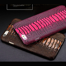 Back Case For ZTE Nubia Z11 Mini S 5.2″ Top Quality Texture Cowhide Genuine Leather Customize Phone Rear Cover + Free Gift