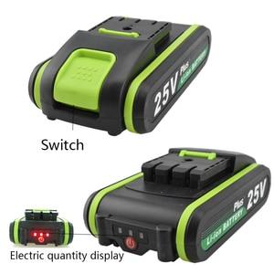 Image 5 - Trapano avvitatore a batteria 25v Plus mini trapano avvitatore a batteria utensili elettrici trapano al litio senza fili warthunder trapano elettrico a mano