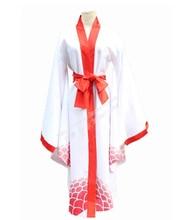 Free Shipping Hoozuki no Reitetsu Kimono Snapdragon Cosplay Costume