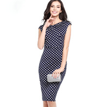 SUOGRY Women Elegant Summer Printing Ruched Cap Sleeve Casual Wear To Work Office Party Fitted Skater Swing Dress цена 2017
