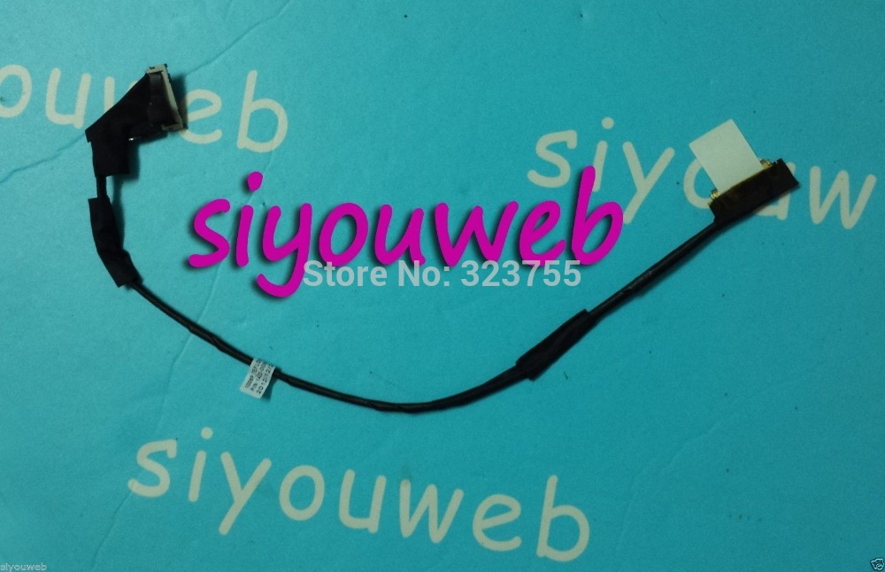 New LED LCD LVDS Cable 1422-00NR000 1422-00FR000 for ASUS EEE PC 1008HA 1008P Laptop , *FREE SHIPPING wzsm new lcd flex video cable for asus eee pc 1015pe 1015peb 1005ha laptop lvds cable p n 1422 00mk000