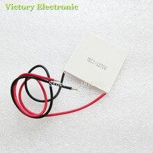 TEC1 12706 TEC Thermoelectric Cooler Peltier tec1-12706 12V 6A TEC1-12706 New Wholesale Ele