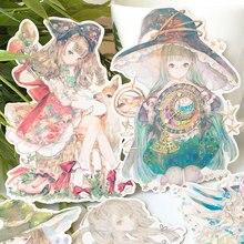 Магия Лори Лолита/готический тип украшения стикер DIY планировщик для скрапбукинга дневник наклейки в альбом escolar