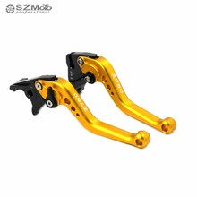 Adjustable Short Long Brake Clutch Levers For KAWASAKI Z750 2003 2006 2005 2004 Motorcycle Accessories