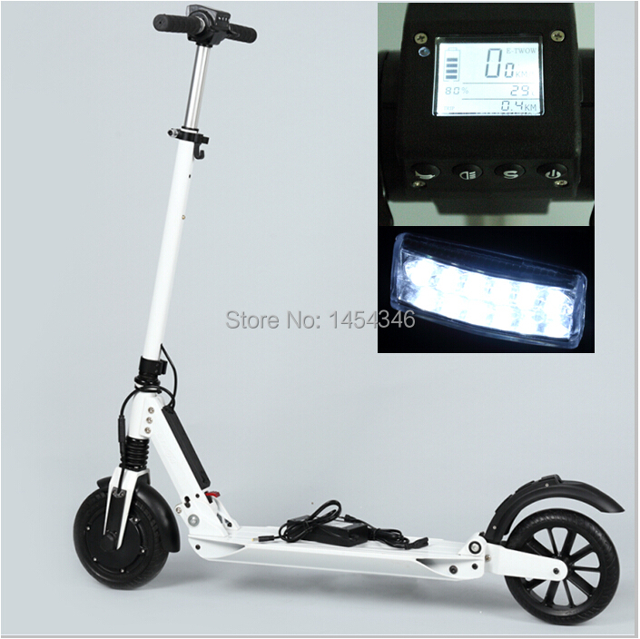 s2 6 5ah e twow s2 etwow electric kick scooter in electric scooters from sports entertainment. Black Bedroom Furniture Sets. Home Design Ideas