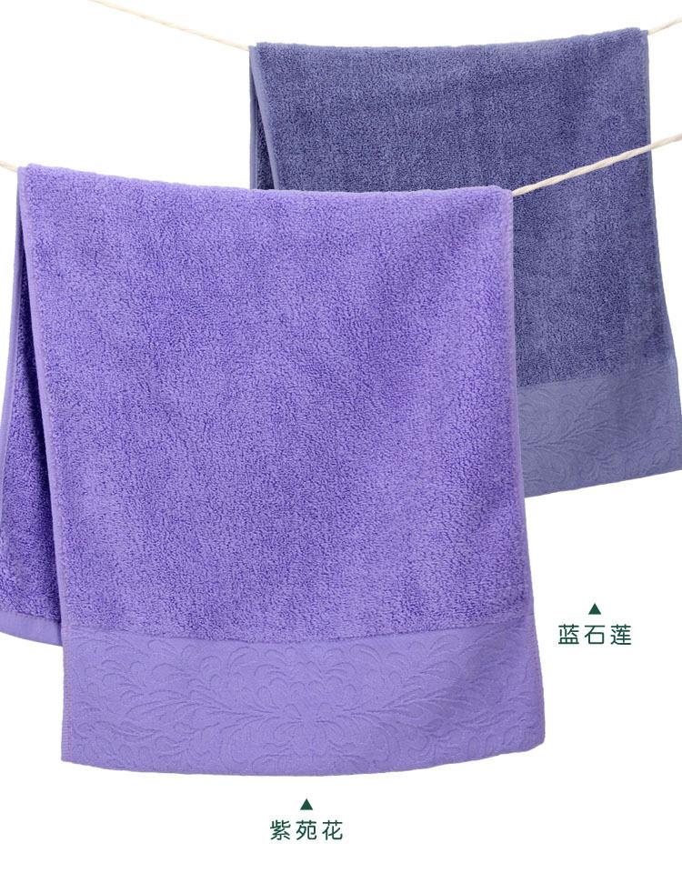decorativo algodn terry toallas de mano elegante bordado toallas de bao a mano cara
