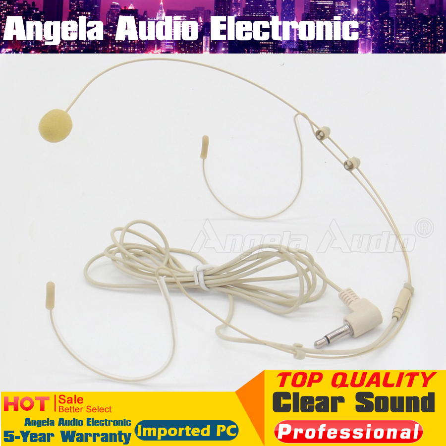 popular star interview buy cheap star interview lots from 4pcs 3 5mm plug earhook headworn headset microphone for wireless loudspeaker megaphone pc computer teaching tour