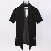 الصيف غير السائدة يتأهل الرجال قميص عارضة رقيقة أسود بأكمام قصيرة قميص رجل قميص الفاخرة-الملابس قمزة قميص أوم