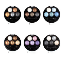 Professional Eyes Shadow Makeup Pigment Cosmetic Shining Eyeshadow Palette with Brush Beauty Tool YF2017