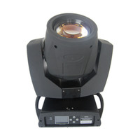 4pcs/lot factory price dmx dj lighting 230W sharpy moving head beam 7r stage lights for wedding touch screen lcd display 16dmx