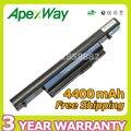 Apexway 4400 mah batería del ordenador portátil para acer aspire 3820 3820 t 4820 t as10b5e as10b61 as10b73 as10b71 as10b73 as10b75 as10b6e